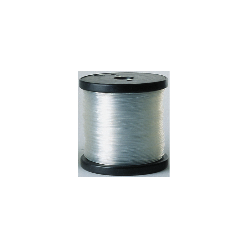 Lerch-fil en perlon transparent