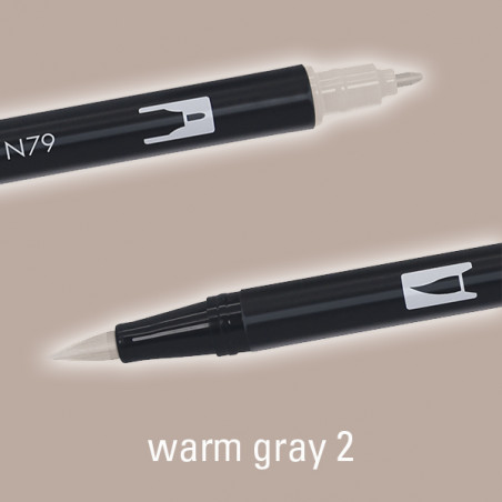TOMBOW DUAL BRUSH N79