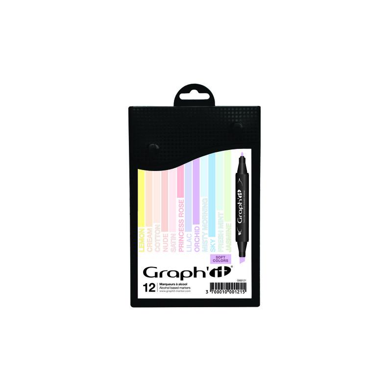 Set marqueurs Graph'it
