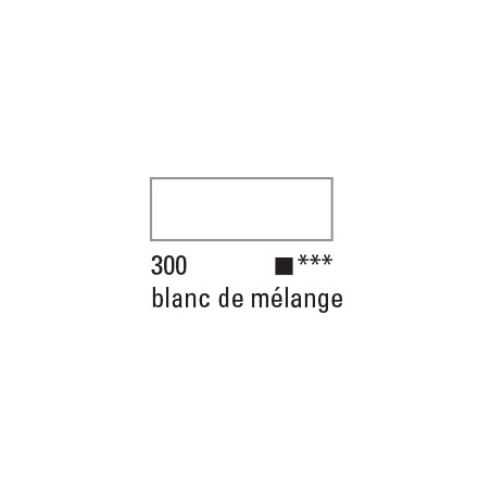 BOESNER ACRYL STUDIO 100ML 300 BLANC MELANGE