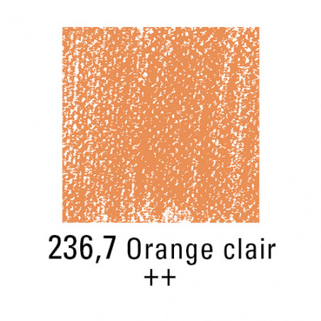 REMBRANDT PASTEL SEC 236,7 ORANGE CLAIR