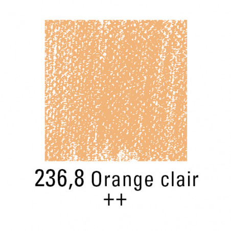 REMBRANDT PASTEL SEC 236,8 ORANGE CLAIR