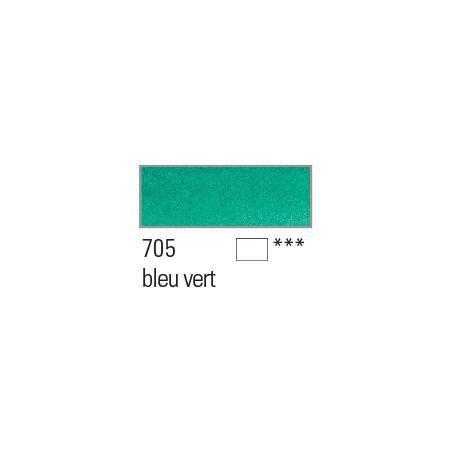 BOESNER AQUARELLE STUDIO 1/1GODETS 705 BLEU VERT