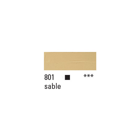 BOESNER ACRYL STUDIO 100ML 801 SABLE