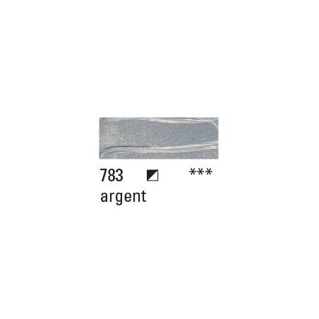 BOESNER ACRYL STUDIO 250ML 783 ARGENT