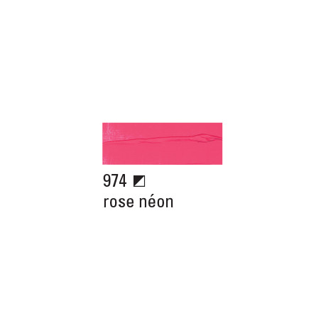 BOESNER ACRYL STUDIO 250ML 974 ROSE NEON