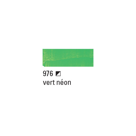 BOESNER ACRYL STUDIO 250ML 976 VERT NEON