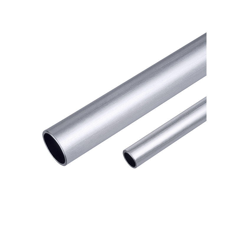 Barre ronde en aluminium