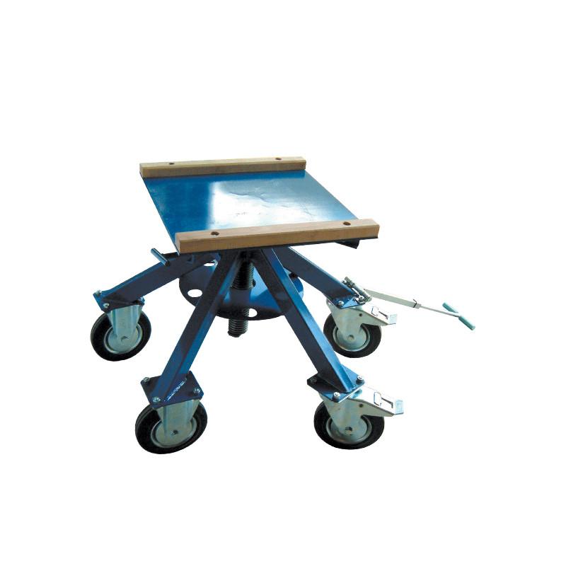 Selle rotative pour charges lourdes en sculpture