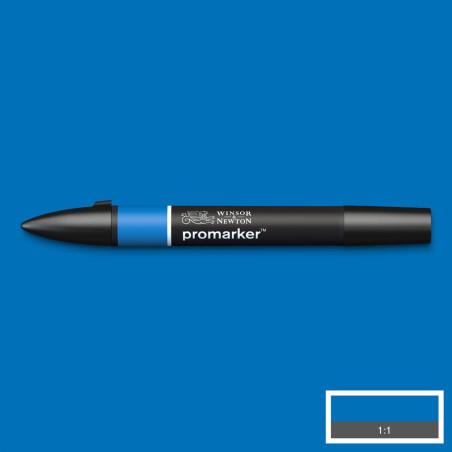 W&N PROMARKER VRAI BLEU (B555)