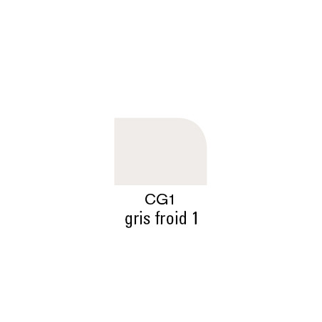 W&N PROMARKER GRIS FROID 1 (CG1)