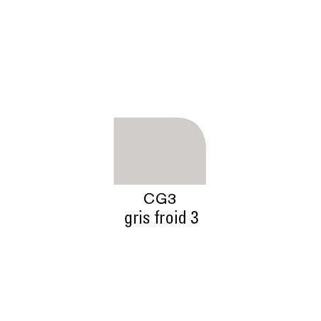 W&N PROMARKER GRIS FROID 3 (CG3)