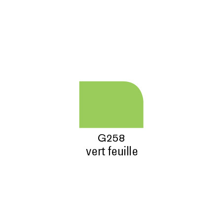 W&N PROMARKER VERT FEUILLE (G258)