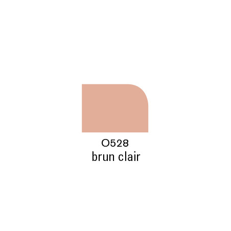 W&N PROMARKER BRUN CLAIR(O528)
