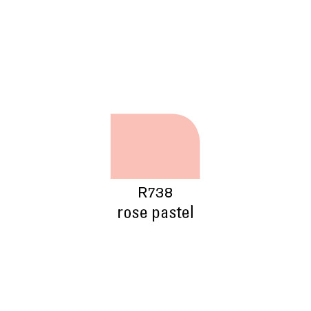 W&N PROMARKER ROSE PASTEL (R738)