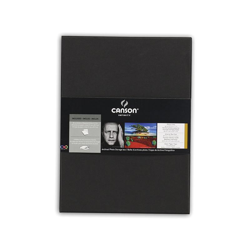 Boîte Archival Box Canson