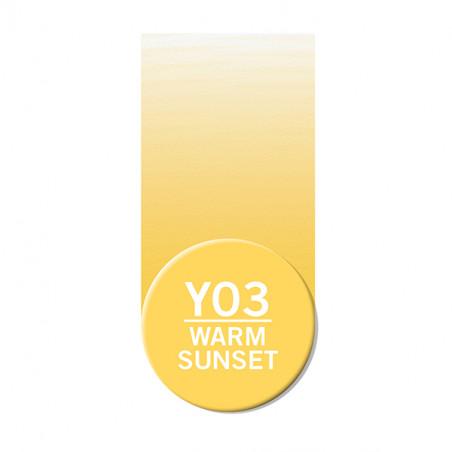 CHAMELEON PENS - WARM SUNSET YO3