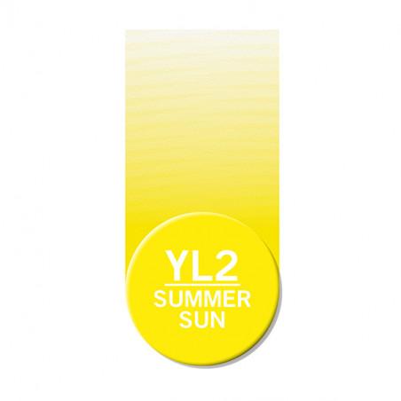 CHAMELEON PENS - SUMMER SUN YL2