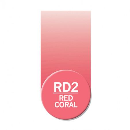 CHAMELEON PENS - RED CORAL RD2