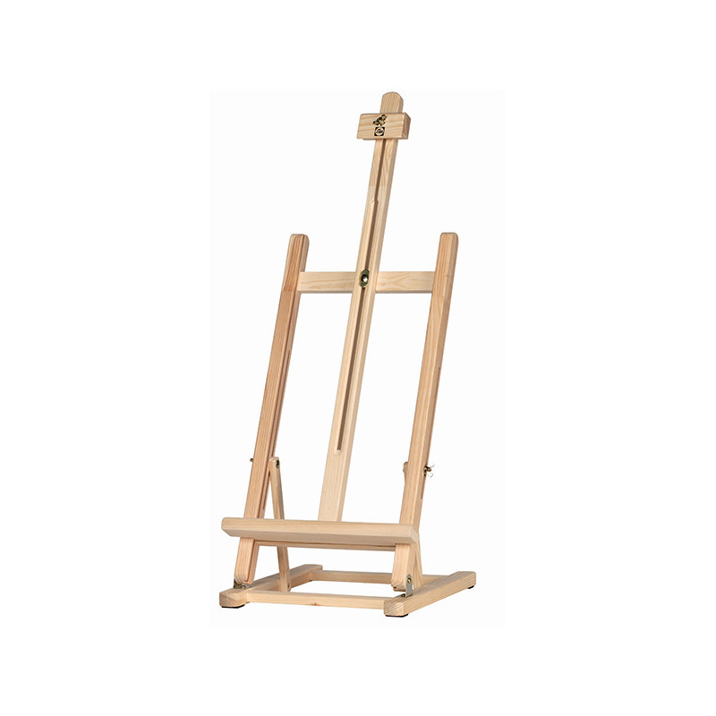 Chevalet de table en bois Ariane