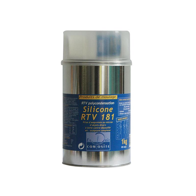Silicone RTV 181 avec catalyseur