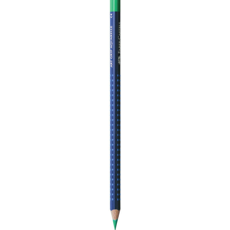 """Faber castell """"art grip"""" crayons de couleur aquarellable"""