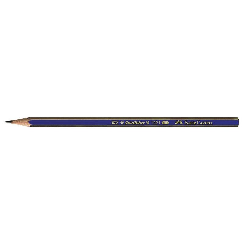 Crayon graphite goldfaber