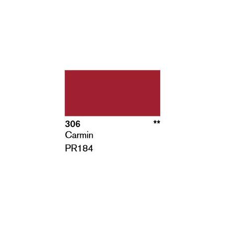LASCAUX GOUACHE FINE 500ML 306 RGE CARMIN