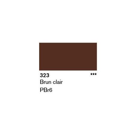 LASCAUX GOUACHE FINE 85ML 323 BRUN CLAIR