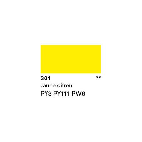 LASCAUX GOUACHE FINE 500ML 301J CITRON