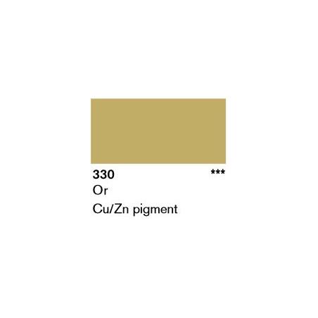 LASCAUX GOUACHE FINE 500ML 330 OR