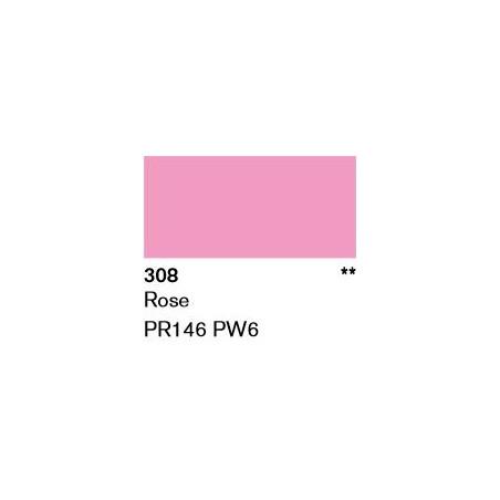 LASCAUX GOUACHE FINE 500ML 308 ROSE