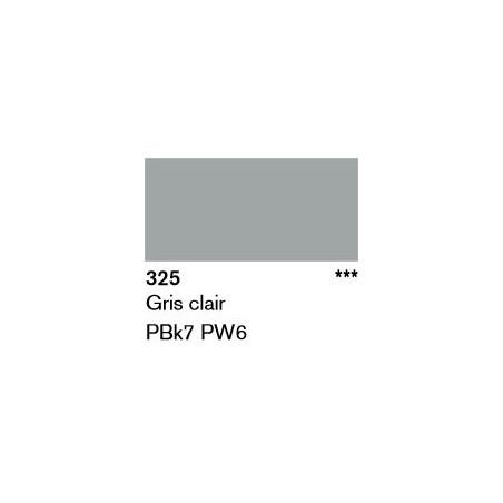 LASCAUX GOUACHE FINE 250ML 325 GRIS CLAIR