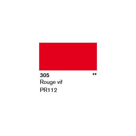 LASCAUX GOUACHE FINE 250ML 305 RGE VIF