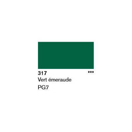 LASCAUX GOUACHE FINE 85ML 317 VERT EMER