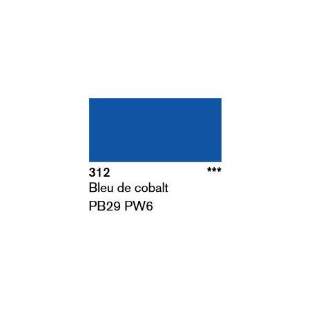 LASCAUX GOUACHE FINE 85ML 312 B COBALT