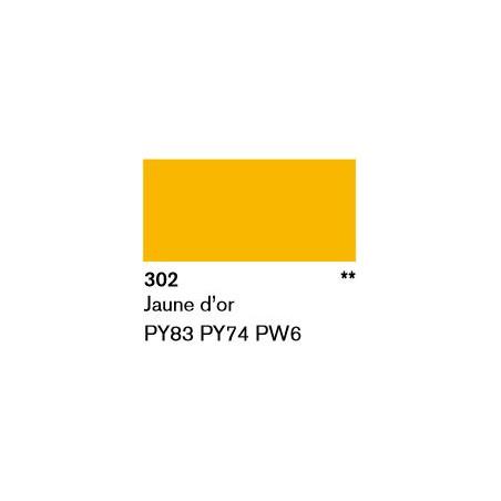 LASCAUX GOUACHE FINE 85ML 302 JAUNE OR
