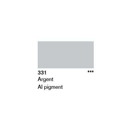 LASCAUX GOUACHE FINE 500ML 331 ARGENT