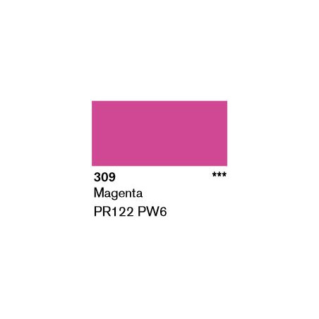LASCAUX GOUACHE FINE 500ML 309 MAGENTA