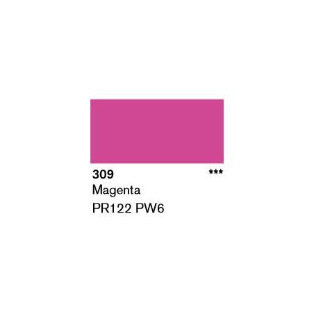 LASCAUX GOUACHE FINE 85ML 309 MAGENTA