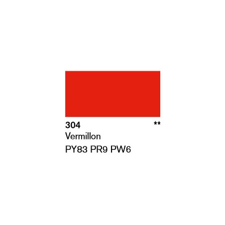 LASCAUX GOUACHE FINE 85ML 304 VERMILLON