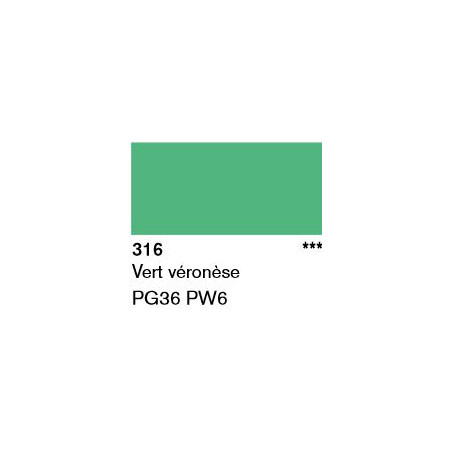 LASCAUX GOUACHE FINE 85ML 316 VERT VERO