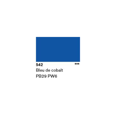 LASCAUX GOUACHE RESONANCE 250ML 542 BLEU COB