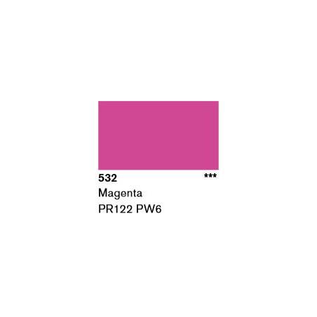 LASCAUX GOUACHE RESONANCE 250ML 532 MAGENTA
