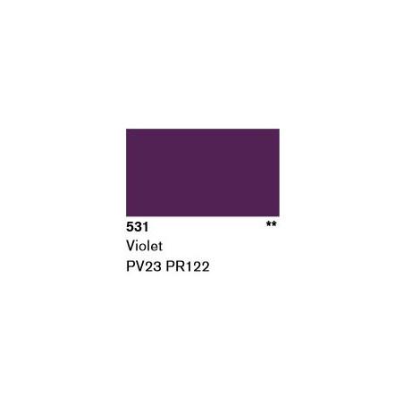 LASCAUX GOUACHE RESONANCE 250ML 531 VIOLET