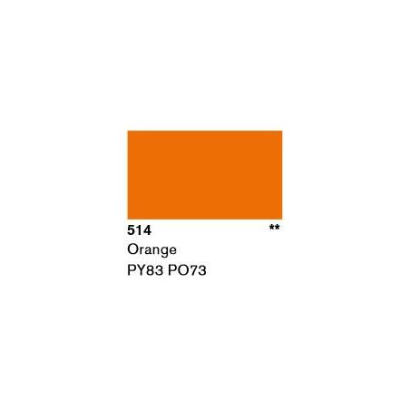 LASCAUX GOUACHE RESONANCE 250ML 514 ORANGE