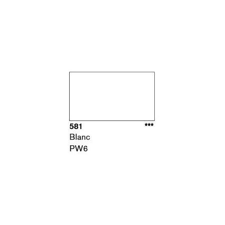 LASCAUX GOUACHE RESONANCE 50ML 581 BLANC...SUP/FRS.../A EFFACER