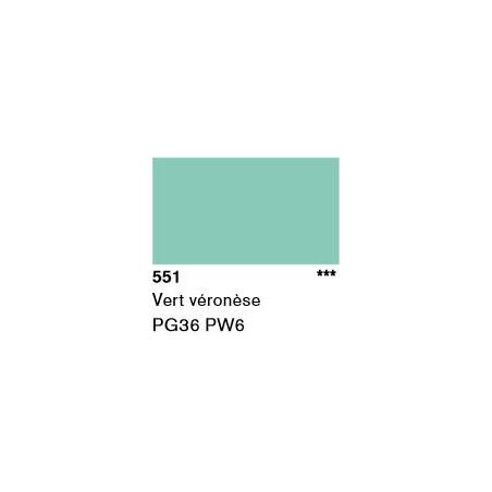 LASCAUX GOUACHE RESONANCE 50ML 551 VERT VERON...SUP/FRS.../A EFFACER