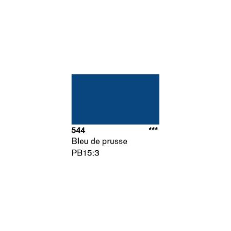 LASCAUX GOUACHE RESONANCE 50ML 544 BL PRUSSE...SUP/FRS.../A EFFACER