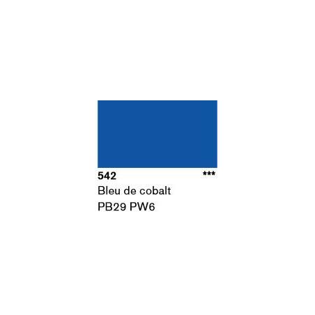 LASCAUX GOUACHE RESONANCE 50ML 542 BLEU COB...SUP/FRS.../A EFFACER
